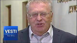 Download Zhirinovsky: Breaking Relations With Russia Will Be Suicidal for Ukraine Video
