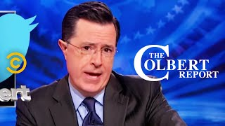 Download The Colbert Report - Who's Attacking Me Now? - #CancelColbert Video