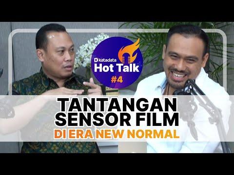 HOT TALK Eps 4: Tantangan Sensor Film di Era New Normal | Katadata Indonesia