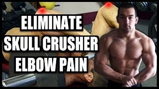 Download 5 Tips To Eliminate Skull Crushers Elbow Pain Video