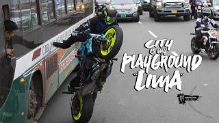 Download City is my Playground 2: Lima   Nick Apex & Ernie Vigil Video
