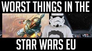Download Top 5 Worst Things in the Star Wars EU Video