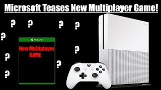 Download Whoa! Microsoft Is Teasing A Brand New Multiplayer Game! Video