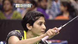 Download Syed Modi International Badminton C'ships 2017 | F M4-XD | Red/Pon vs Cho/Red Video