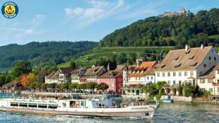 Download Schifffahrt vom Bodensee nach Schaffhausen / Boat Trip from Lake Constance to Schaffhausen Video