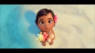 Download Moana Gets Chosen By the Sea Video