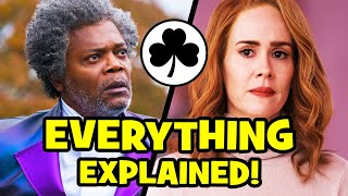 Download Glass ENDING EXPLAINED + Unbreakable & Split Connections Video