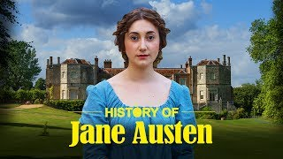 Download History of Jane Austen (in One Take) | History Bombs Video