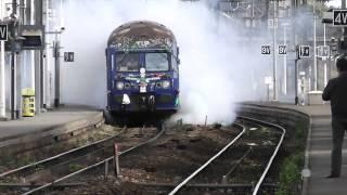 Download Départ à la retraite d'un conducteur de train. Video