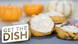 Download 3 Ingredient Pumpkin Chocolate Chip Cookies   Get the Dish Video