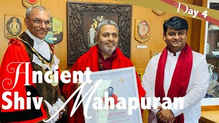 Download Siddhashram UK & Avadhoot Baba Shivanand Ancient Shiv Mahapuran & Sacred Shiv Sadhna Day 4 Video