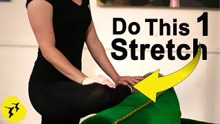 Download Fix Tight Hips With This 1 Stretch - Feat. Caitlin Geier Video