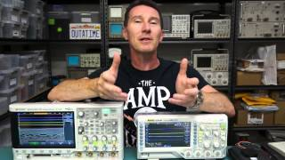 Download eevBLAB #5 - Are Mixed Signal (MSO) Oscilloscopes Worth The Money? Video
