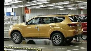 Download ภาพตัวจริง Nissan Navara PPV 2018 คู่แข่งฟอร์จูนเนอร์ Video