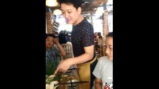 Download Lâm Vỹ Dạ ghé quán ăn Mười Khó của Trường Giang Video