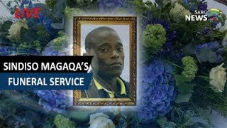 Download Sindiso Magaqa's Funeral Service, 16 September 2017 Video
