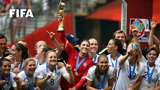 Download FINAL HIGHLIGHTS: USA v. Japan - FIFA Women's World Cup 2015 Video