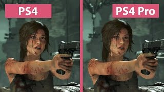 Download Rise of the Tomb Raider – PS4 Pro 1080p Enhanced Visuals vs. PS4 Graphics Comparison Video