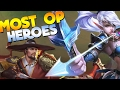 Download Mobile Legends TOP 5 MOST OP HEROES! Video