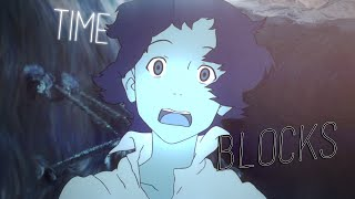 Download [AMV] Time Blocks - The Girl Who Leapt Through Time Video
