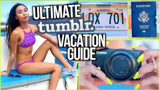 Download What To Pack On Vacation! Airplane Essentials/Tips + Outfits! Video