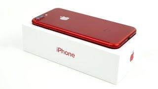 Download Распаковка iPhone 7 и 7 Plus (PRODUCT) RED с неожиданным финалом Video