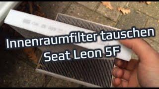 RDKS / TPMS Alarm - Seat Leon 5F MY14 - RETROFIT Free Download Video