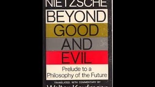Download 45 minutes on a single paragraph of Nietzsche's Beyond Good & Evil Video