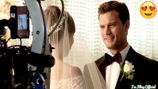 Download Fifty Shades Freed Bloopers, B-Roll & Behind the Scenes(BTS) - 2018 Video