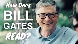 Download Bill Gates' WEIRD Reading Habits (How Bill Gates Reads Books And Remembers Everything) Video