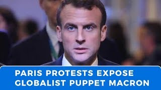 Download France's ″Yellow Vest″ revolution exposes globalist puppet Macron Video