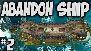 Download ABANDON SHIP - Haliphron! - Let's Play Abandon Ship Story Mode Gameplay Part 2 Video