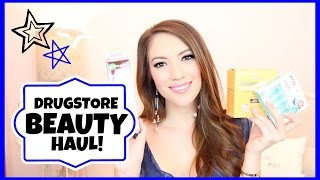 Download DRUGSTORE BEAUTY HAUL! | Blair Fowler Video