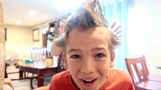 Download WHAT HAPPENED?! | CRAZY HAIR DAY Video