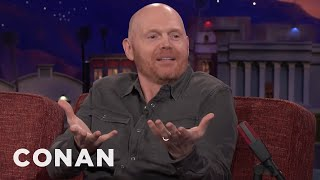 Download Bill Burr Got In Trouble For Making Fun Of The Military - CONAN on TBS Video
