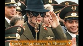 Download Michael Jackson in Moscow - 1996 Video
