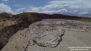 Download Extraordinary Flash Flood Drone Footage, Southern UT HD Video