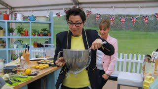 Download Mel & Sue chase the chocolate mousse - The Great British Bake Off: Series 5 Episode 1 - BBC One Video