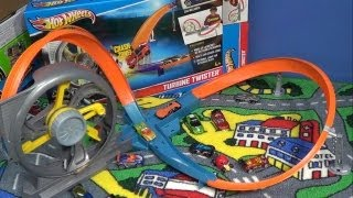Download Hot Wheels Turbine Twister Track Set Product Review Video