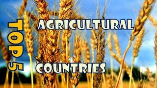 Download Top 5 most advanced countries in agriculture Video