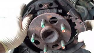 Download How To Replace Drum Brake Shoes (Full) - EricTheCarGuy Video