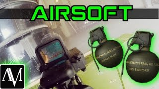 Download AIRSOFT Faded Giant 4 - FRAG ALLEY Video