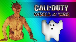 Download Giant Baby Zombie! (Call of Duty WaW Zombies Custom Maps, Mods, & Funny Moments) Video