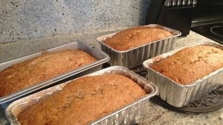 Download The BEST Banana Bread EVER!!! Veda Day 22 Video