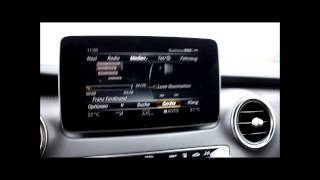 Download Mercedes Benz V-Klasse 2014: Comand Online System Video