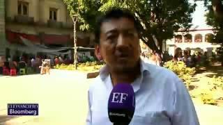 Download Murat madrugó a la CNTE y rindió protesta a la 1:30 am Video