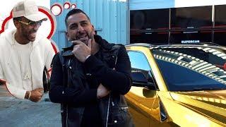 Download Aubameyang Wraps His Lamborghini Urus Video