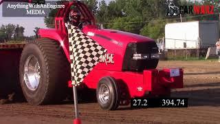 Download Blown Gas And LLSS Class TTPA Tractor Pulls At Fowlerville MI 2017 Video