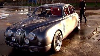 Download Driving Ian Callum's Custom Jaguar Mk2 - Fifth Gear Video