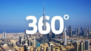 Download (4K) Travel to Dubai in 360 - World's Greatest Cities - Visit Dubai Video